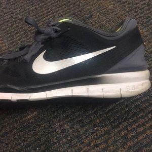 Nike Shoes - Black Nike Free TR Fit 5
